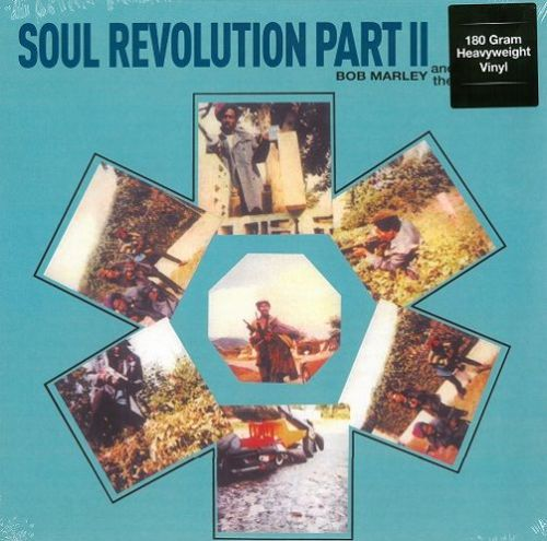 BOB MARLEY AND THE WAILERS Soul Revolution Part II Vinyl Record LP DOL 2016